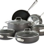 All-Clad E785SC64 HA1 - Best Hard Anodized Cookware Set
