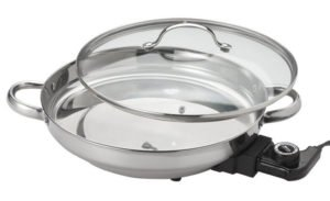 Aroma Housewares AFP-1600S - Best Electric Frying Pan
