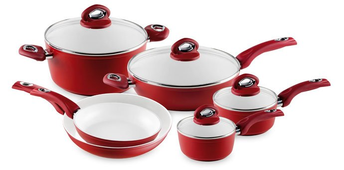 Bialetti Aeternum - Non Toxic Cookware Set