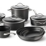 Calphalon 1876788 Contemporary Hard-Anodized Aluminum Nonstick Cookware Set