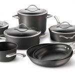 Calphalon 1876788 Contemporary Hard-Anodized Aluminum Nonstick Cookware Set