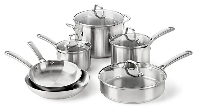 Calphalon Stainless Steel Cookware Review