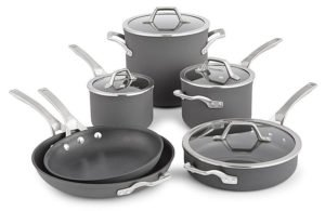 Calphalon Signature - best cookware for gas range