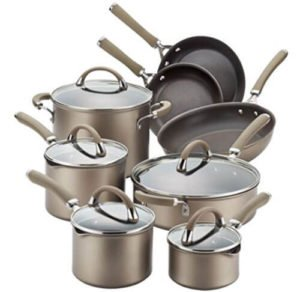 Circulon Premier Professional 13-piece non stick induction cookware