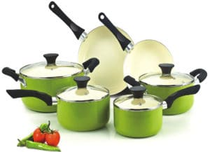 Cook N Home NC-00359 - Best Ceramic Cookware 2017
