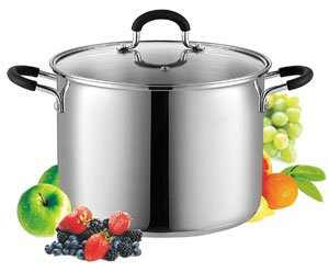 Cook N Home Stainless Steel Saucepot