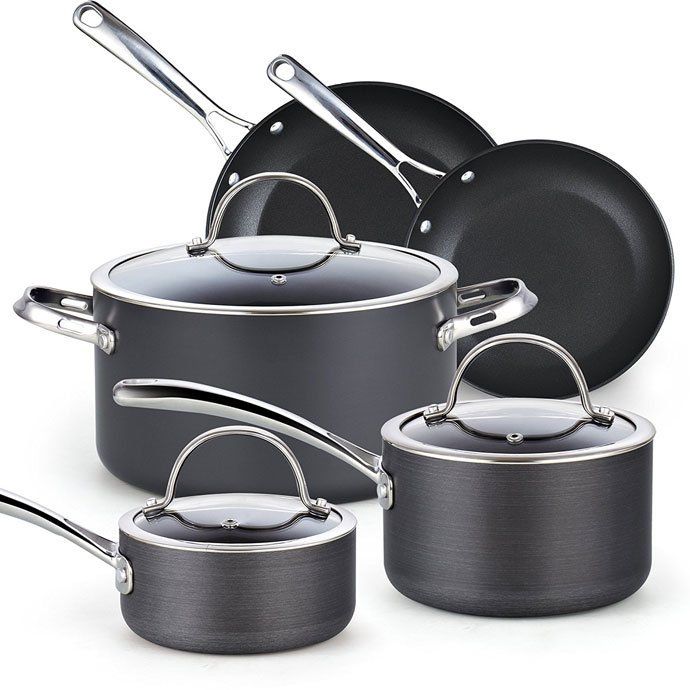 10 Best Cookware for Gas Stove (May - 2019) For Healthy Cooking