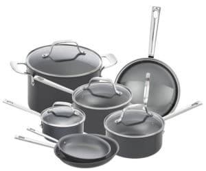 Emeril Lagasse 62920 Hard Anodized Cookware Set