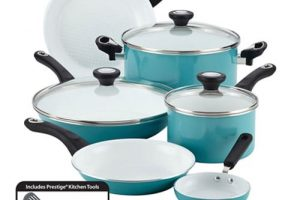 Farverware Best Nonstick Ceramic Cookware Set Reviews