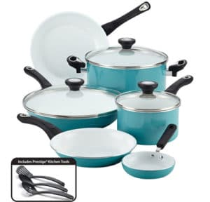 Farverware Best Nonstick Ceramic Cookware Set Reviews