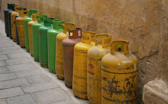 Safety Tips for Gas Cylinder