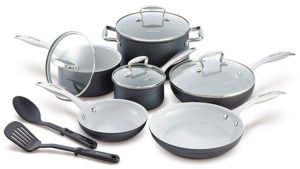 Best Ceramic Nonstick Cookware Review GreenLife Gourmet