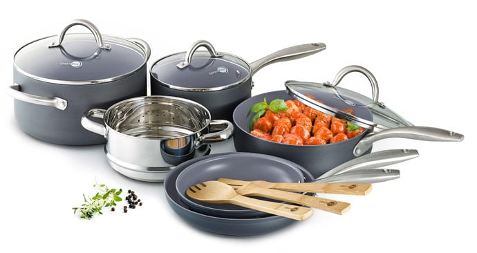 GreenPan Cookware Set Review