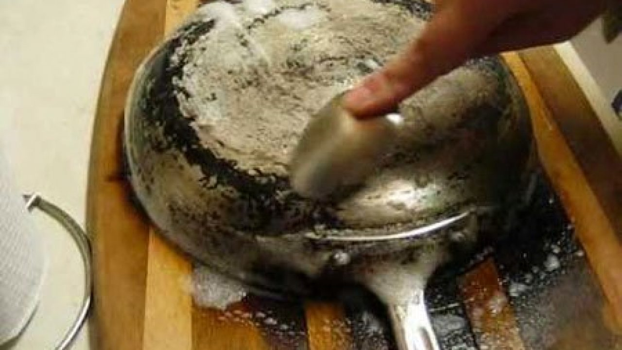 How To Clean Stainless Steel Cookware Pots And Pans