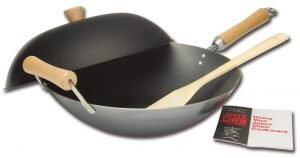 Joyce Chen 21-9972 - Best Carbon Steel Wok