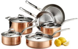 Lagostina Q554SA64 - Best Copper Cookware Brand