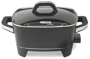 Nesco ES-12 Extra Deep Electric Skillet, 12-Inch