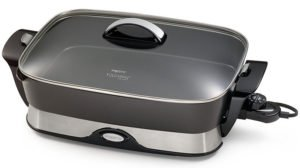 Presto 06857 16-inches Electric Foldaway Skillet