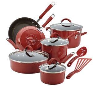 Rachael Ray Cucina - best pans for glass top stove