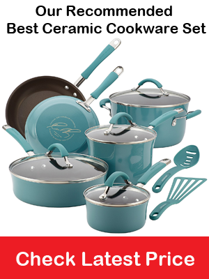 Recommended Best Ceramic Cookware
