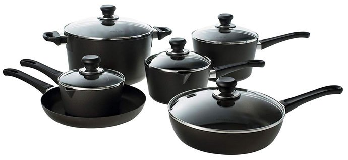 Scanpan Professional Cookware Set