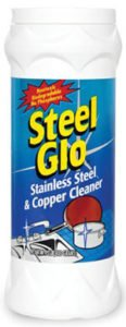 Steel Glo Stainless Steel & Copper Cleaner