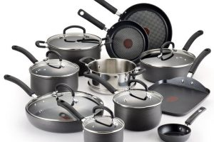 T-fal E765SH - best cookware for electric glass top stove