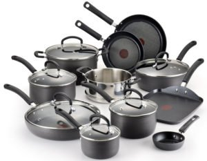 T-fal E765SH - What is Hard Anodized Cookware