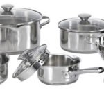 WearEver A834S9 - The Best Stainless Steel Cookware Set