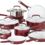 WearEver C943SF 100% Ceramic Cookware