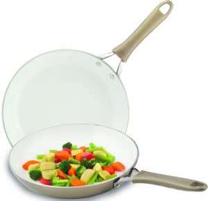 10 Best Ceramic Frying Pan Reviews May 2019 Non Stcik Pan