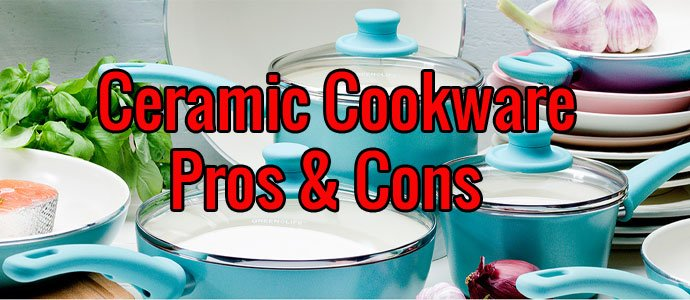Hidden Ceramic Cookware Pros and Cons