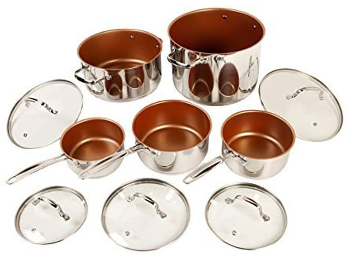 nuwave ultimate cookware set