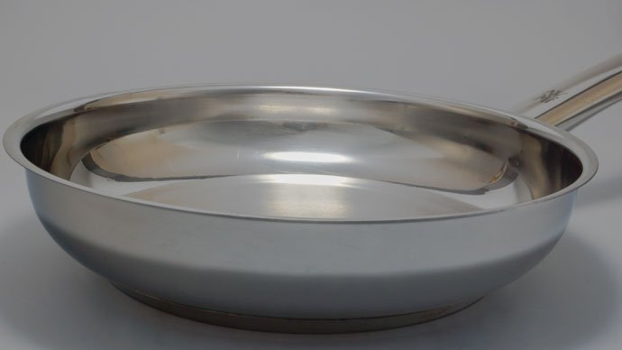 Carbon Steel Vs Stainless Steel Pan